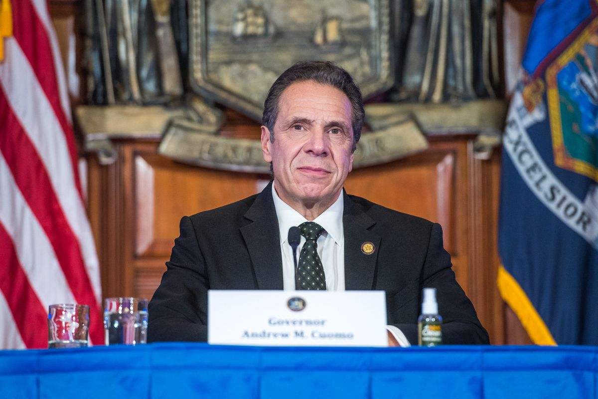 Feds potentially probing Cuomo over nursing home COVID deaths