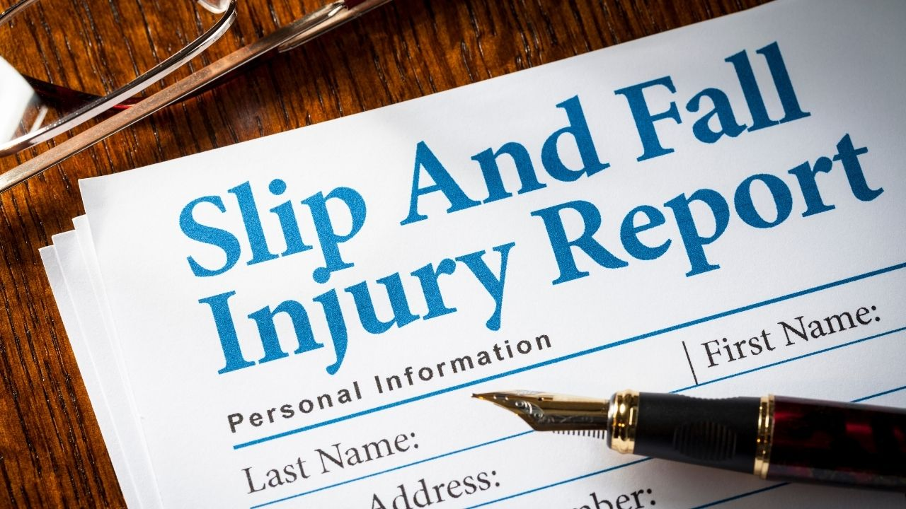 Everything you need to know about a slip and fall accident