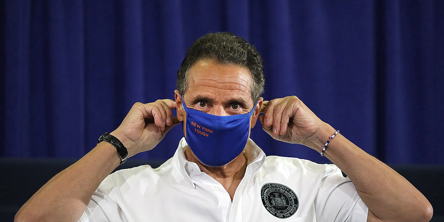 Andrew Cuomo Acknowledges Dividing Up Nursing Home Deaths Was a Mistake