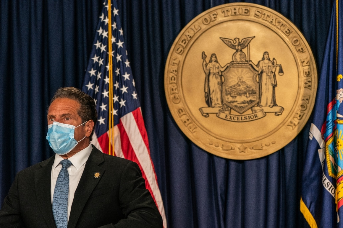 Cuomo's popularity not dented by 'undercount' of nursing home deaths, Siena poll finds