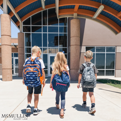 Win a back-to-school shopping spree! McMullin Injury Law sponsors safety-focused coloring contest – St George News