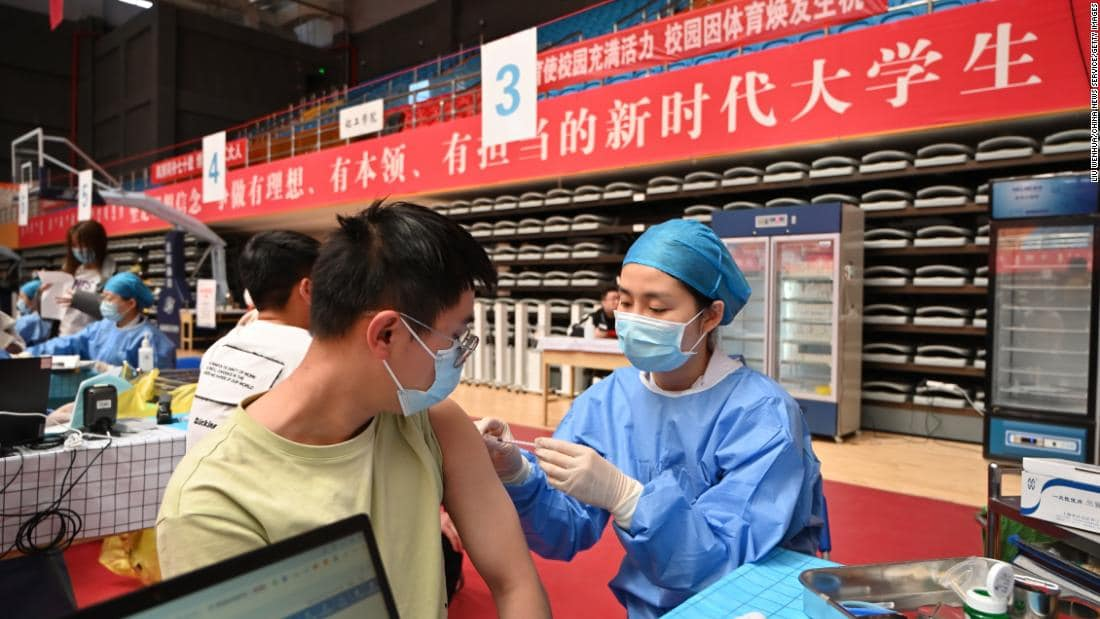 China Covid-19: Unvaccinated people in parts of the country to be denied access to hospitals, parks and schools