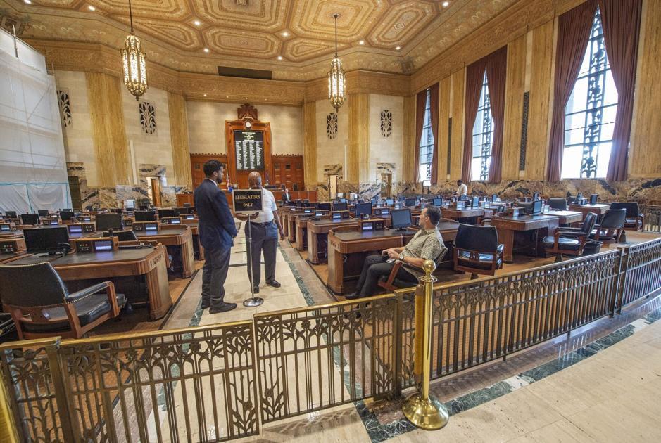 Ahead of unprecedented veto override session, Louisiana lawmakers wonder how to proceed   Legislature