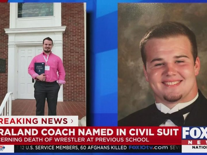 Saraland High School wrestling coach named in Kentucky wrongful death lawsuit   Mobile County Alabama News