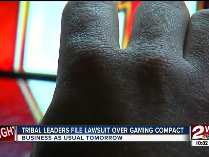 Calif. Tribes Ask To Resume Gaming Compact Suit