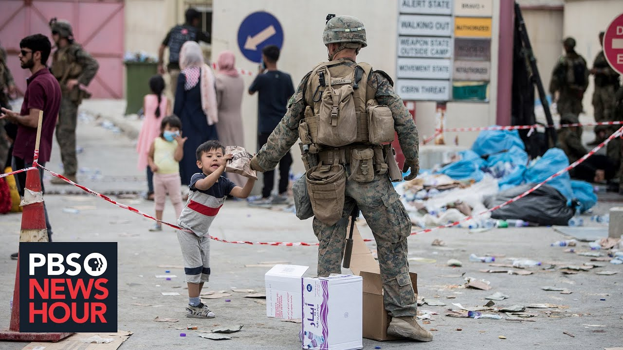Contractors Seek Gov't Guidance Amid Afghanistan Chaos