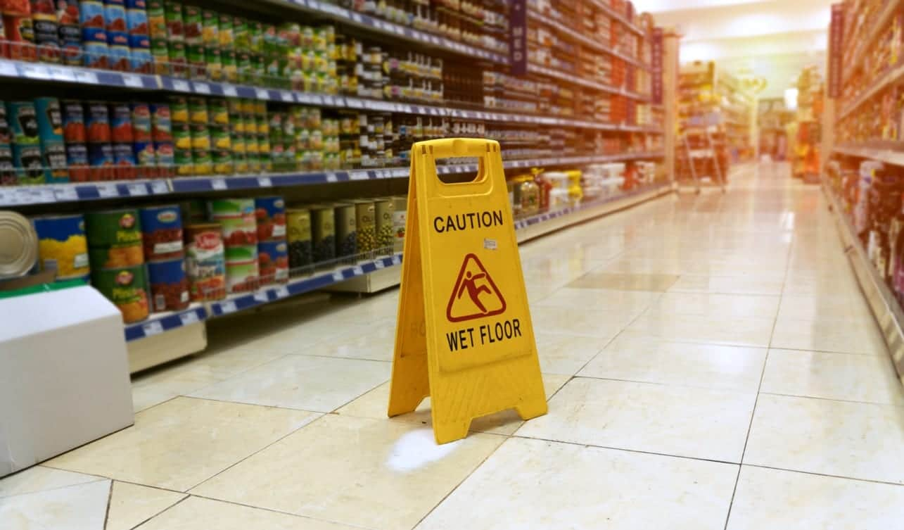 Should You Sue Over a Slip and Fall?