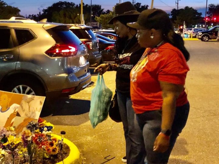 Mothers of India Kager, DeShayla Harris meet, plea for answers in daughters' deaths
